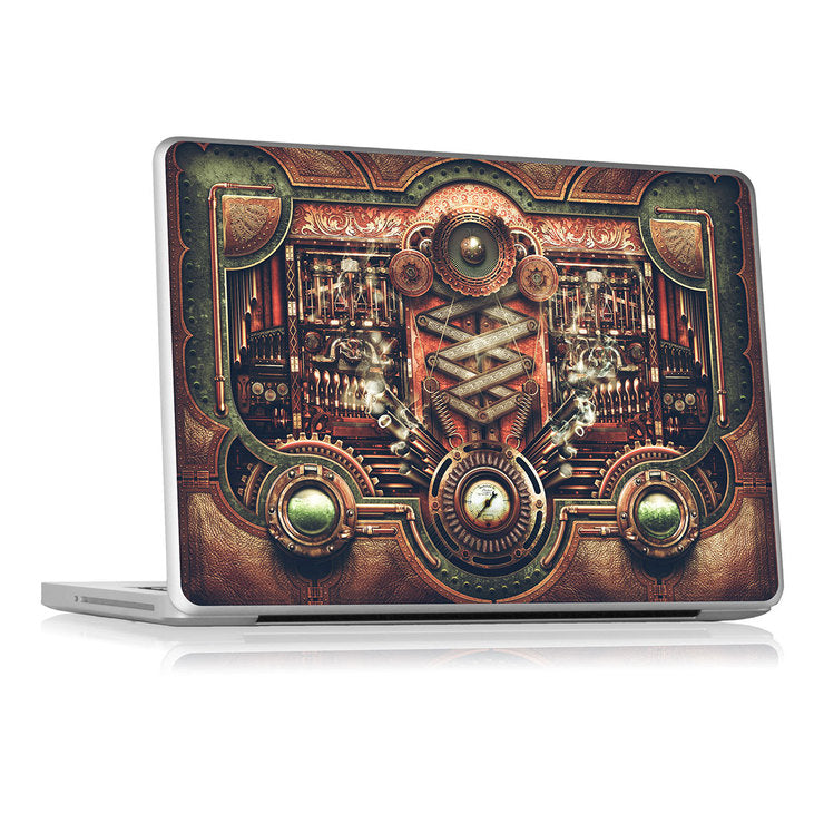 13\ MacBook Pro Skin Steampunk""