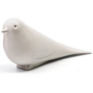 Dove Door Stopper White