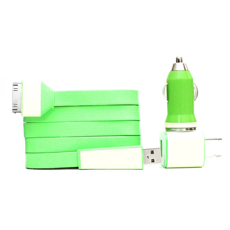 3-in-1 iPhone 4/4S Set Green