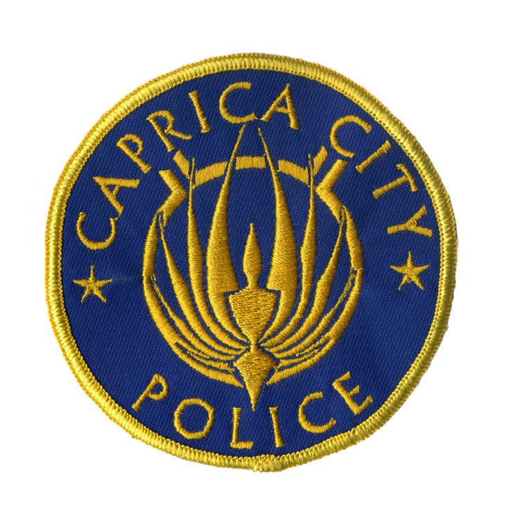 Caprica City Police Patch