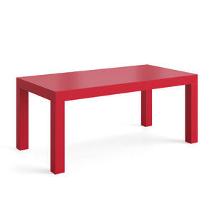 Fab R1 Dining Table Red