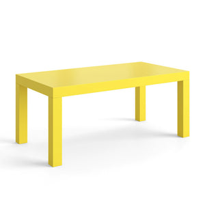 Fab R1 Dining Table Yellow