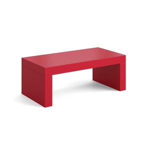 Fab R2 Coffee Table Red