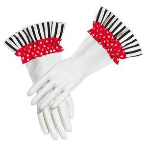 Dorothy Dish Gloves Red