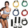 11 In Kit Upgrade Resistance Loop Bands Home Exercise Sports Fitness