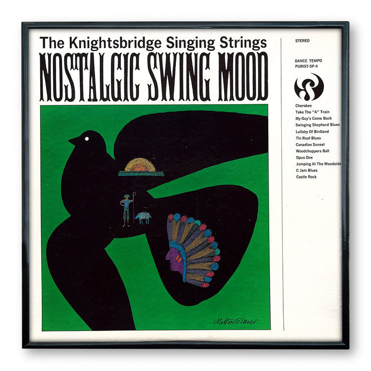 Glaser Nostalgic Swing Mood LP