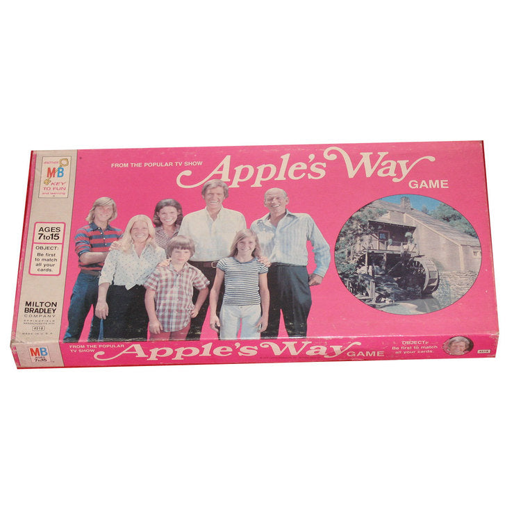 Apple's Way Game