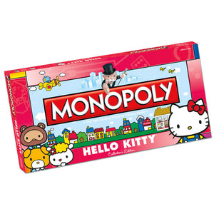 Hello Kitty Collector's Monopoly