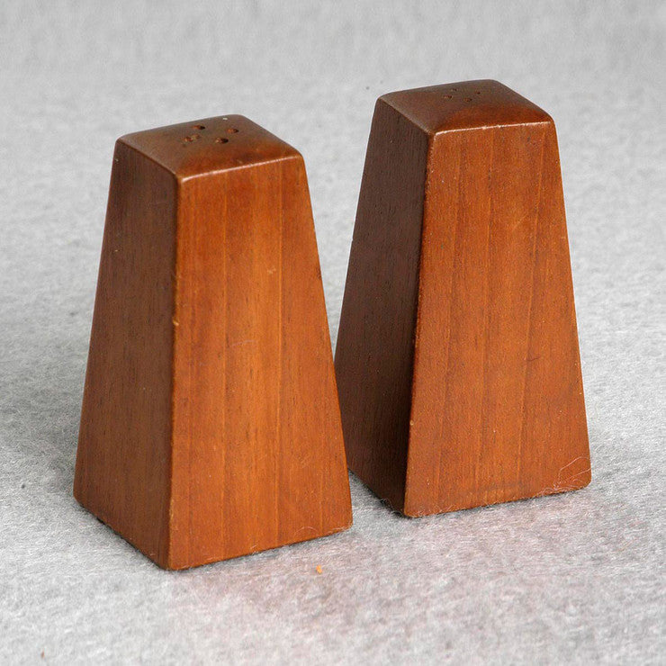 '60s Danish Modern S&P Shakers