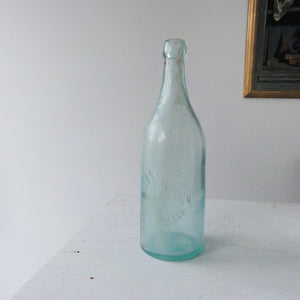 "12"" Apothecary Bottle Clear"