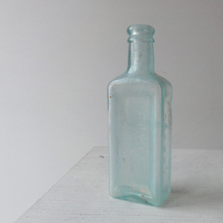 "Cherry 6.5"" Apothecary Bottle"