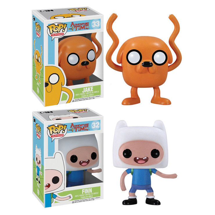 Finn And Jake Set