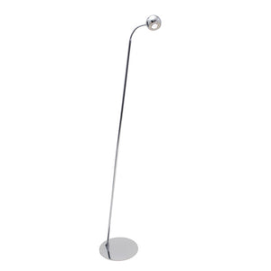 Atomic Truffle Floor Lamp Silver