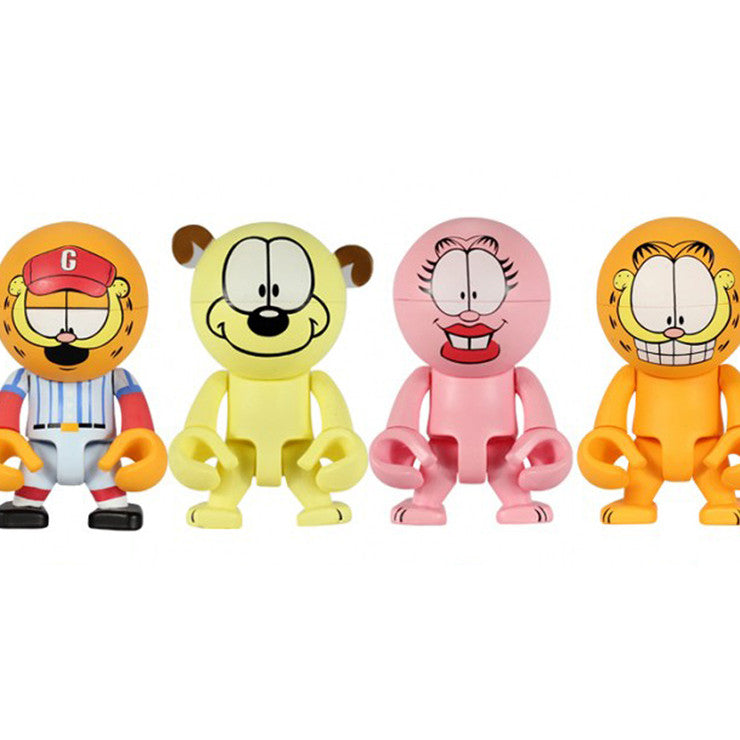 Garfield Trexi Set of 4