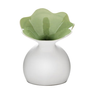 Lily Vase Small Green