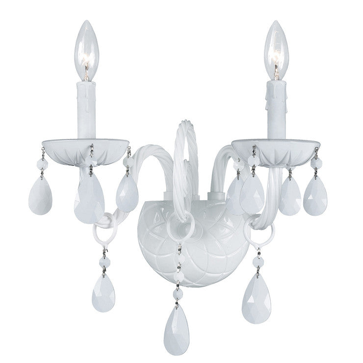 Envogue Dual Arm Wall Sconce