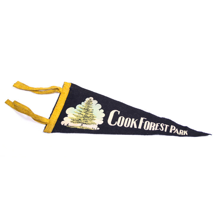 Cook Forest Park Pennant