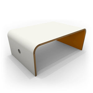 Floppy Coffee Table Tangerine