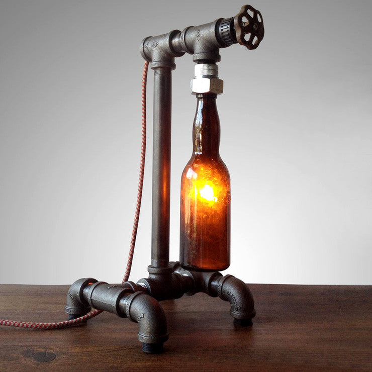 Brewmaster Table Lamp Amber