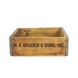 Industrial Painting Co. Crate