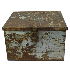 Industrial Metal Box