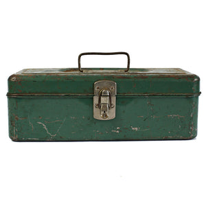 Green Union Tackle Box