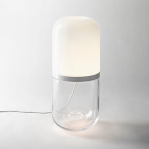 Demi Lamp Large White