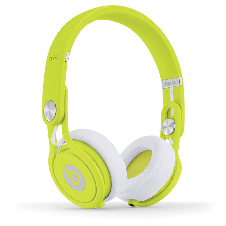 Beats Mixr Neon Yellow