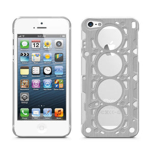 Gasket iPhone 5 Case Silver