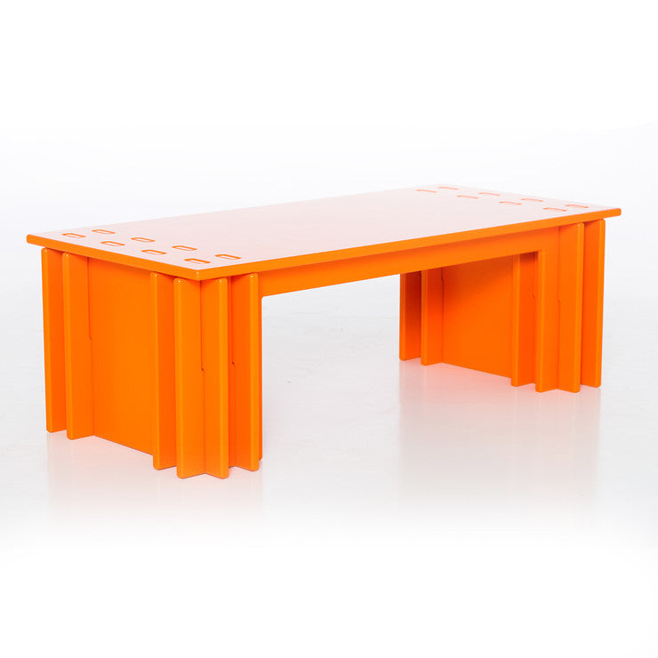 Fortitude Coffee Table Orange