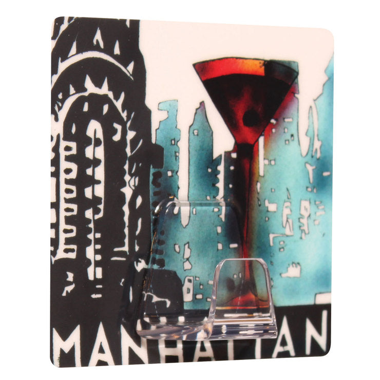 Hook UM! Manhattan Set Of 2