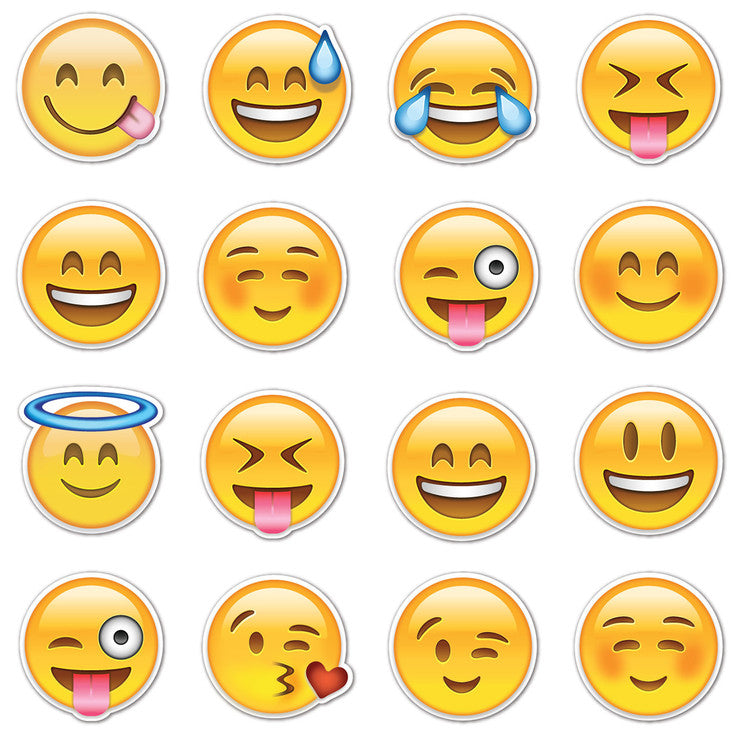 Happy Smiley Emojis