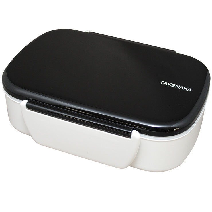 Bento-Box Single Black
