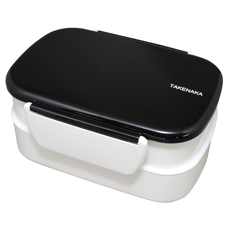 Bento-Box Double Black