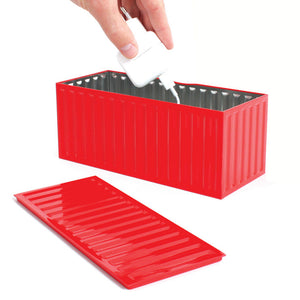 Storage Container Red