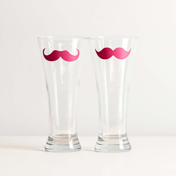 Beer Glasses Pair I