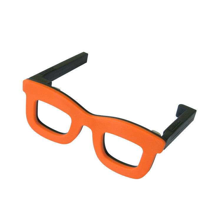 Bag Hanger Glasses Orange