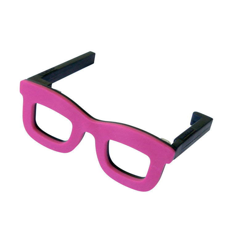 Bag Hanger Glasses Pink