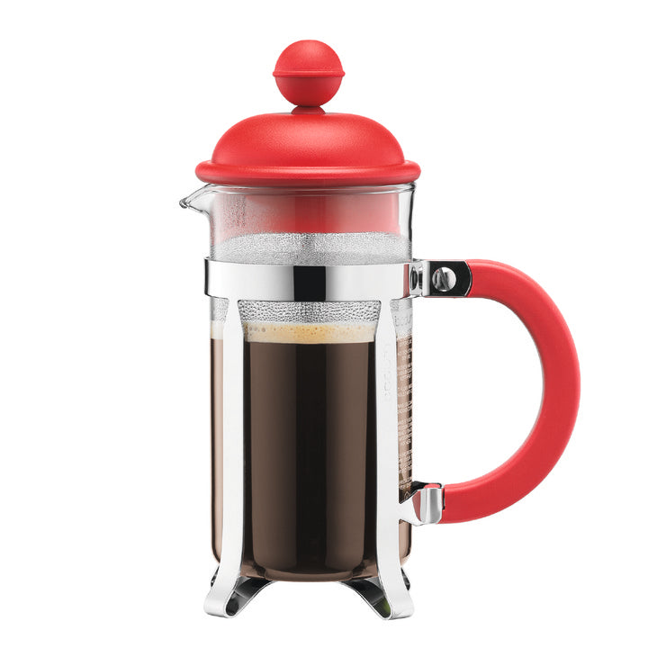 Caffettiera 8-Cup Red