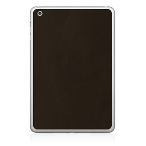 iPad Mini Leather Back Dk Brown