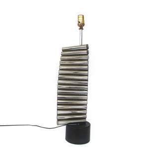 '60s Chrome Spiral Lamp