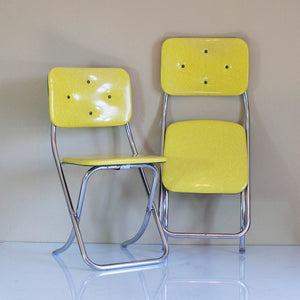 Folding Dinette Chairs