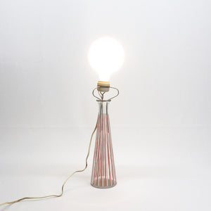 Glass Decanter Lamp
