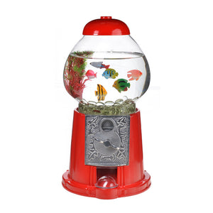 Aquarium Gumball Machine