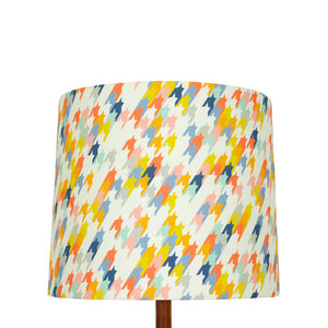 Houndstooth Lampshade I