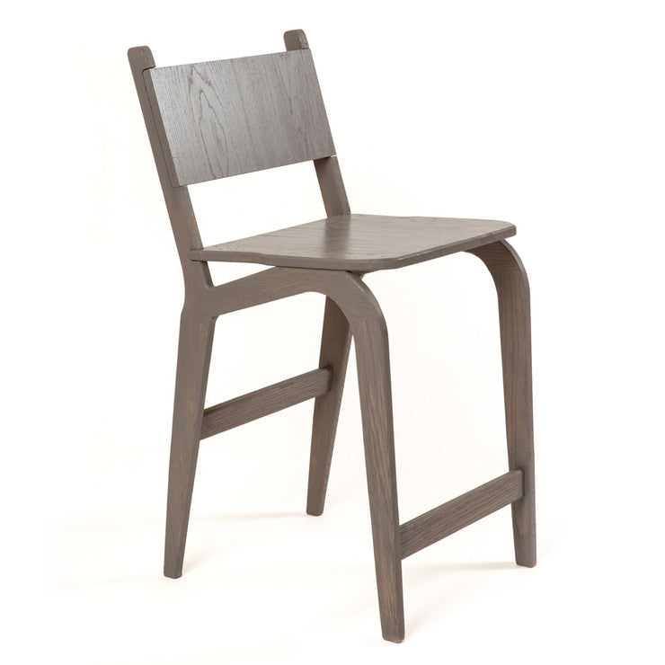 Irving Counter Stool Gray