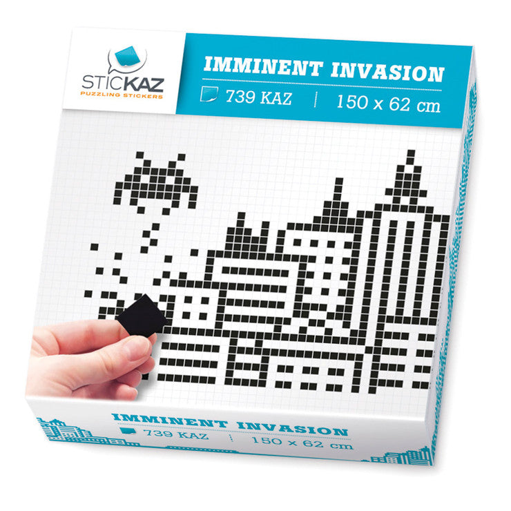 Imminent Invasion Decal