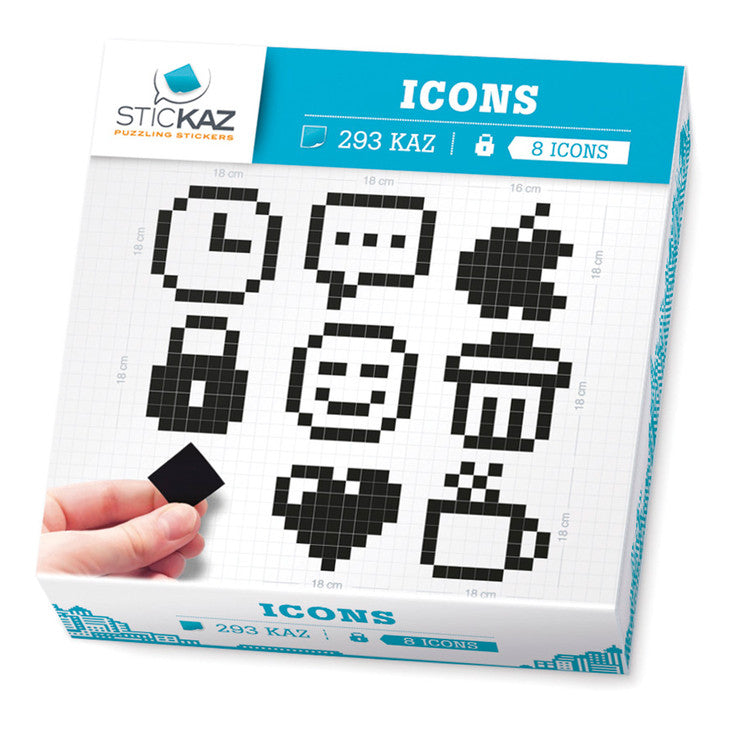 Icons Decal