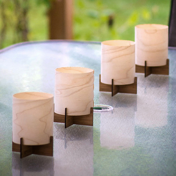 Ember Ring Table Lanterns
