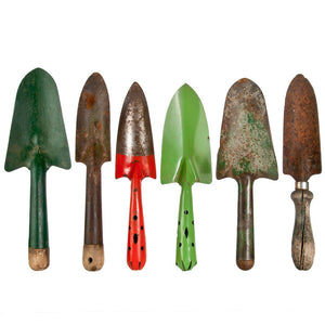 Garden Trowels & Shovels 6Pc